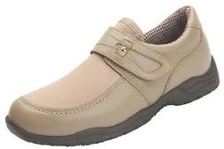 $166 Drew Shoes Womens ANTWERP 10.5 XW EXTRA Wide 3E Taupe O
