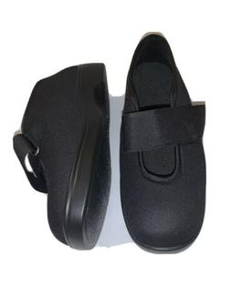 Apex Ambulator Single Strap Diabetic Stretch Shoe. Men: W 8.