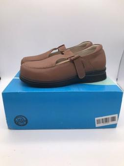 Dr. Zen Orthopedic Shoes Brown Anne Women's Size 9  Wide 2