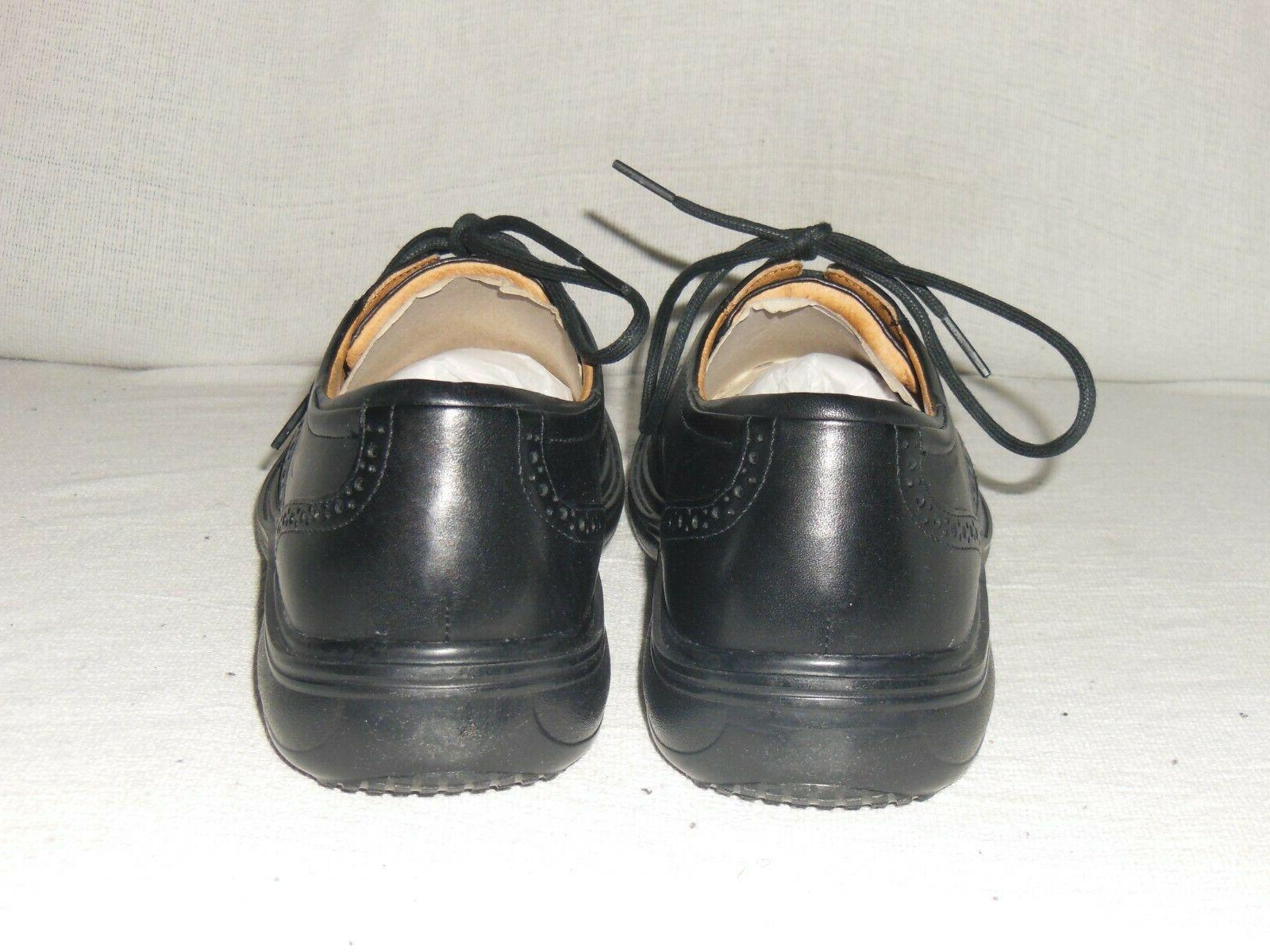 Dr. Comfort Wing Therapeutic Diabetic Extra Depth Dress Shoes Men's 6.5
