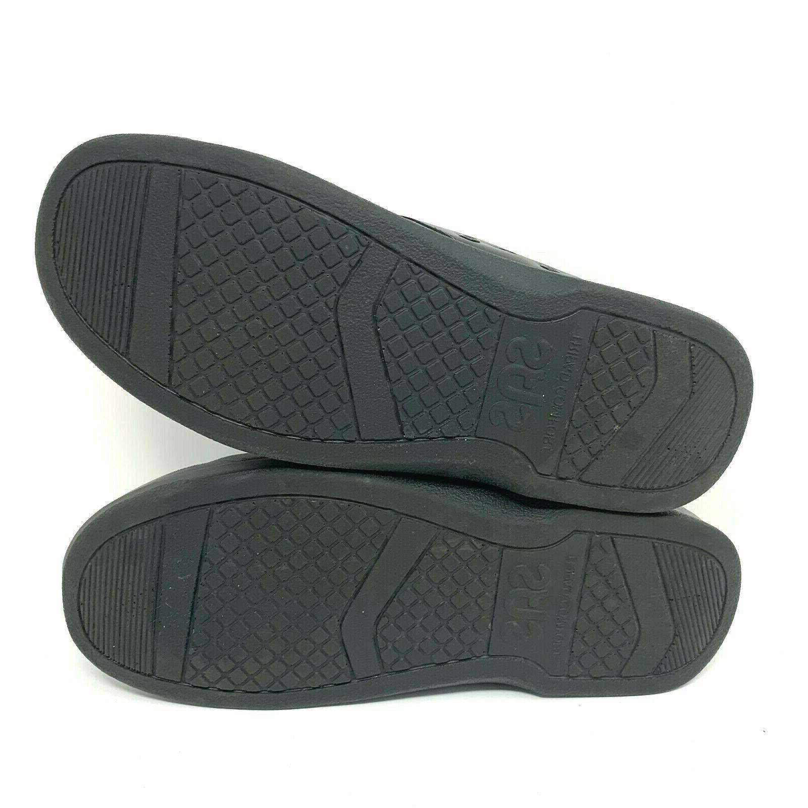 SAS Black Out Leather Walking Support