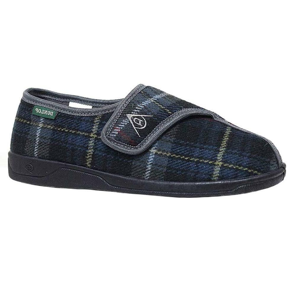 MENS CLOSE FIT WASHABLE SLIPPERS