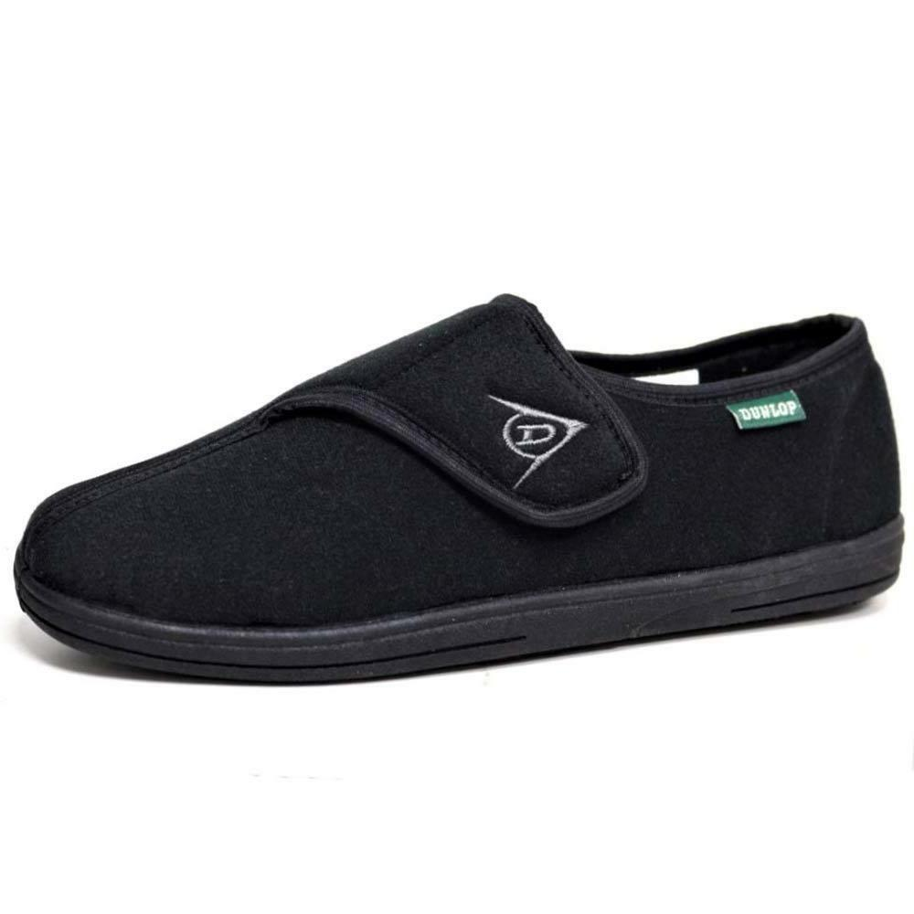 MENS EASY CLOSE WIDE WASHABLE SHOES