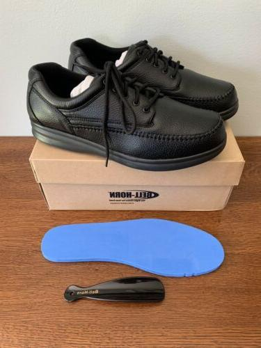 new bell horn franklin diabetic shoe therapeutic