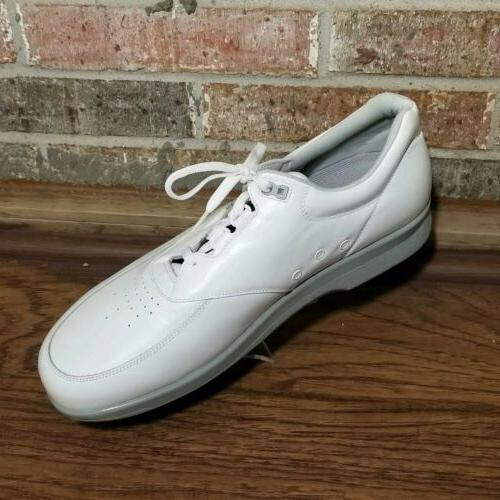"""New """"TIME Tripad Leather Shoes Size 15M"""
