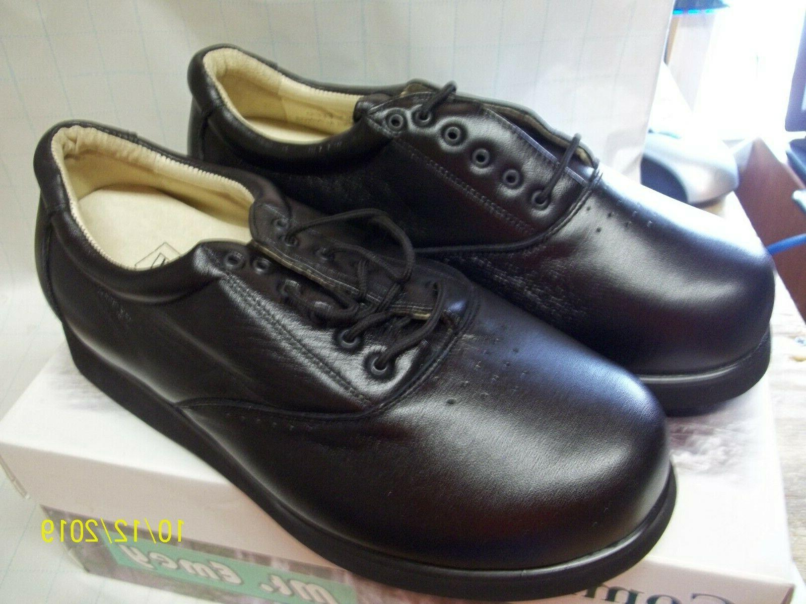 NIB Mt. LACE UP 3E EEE Therapeutic ShoesFree S/H