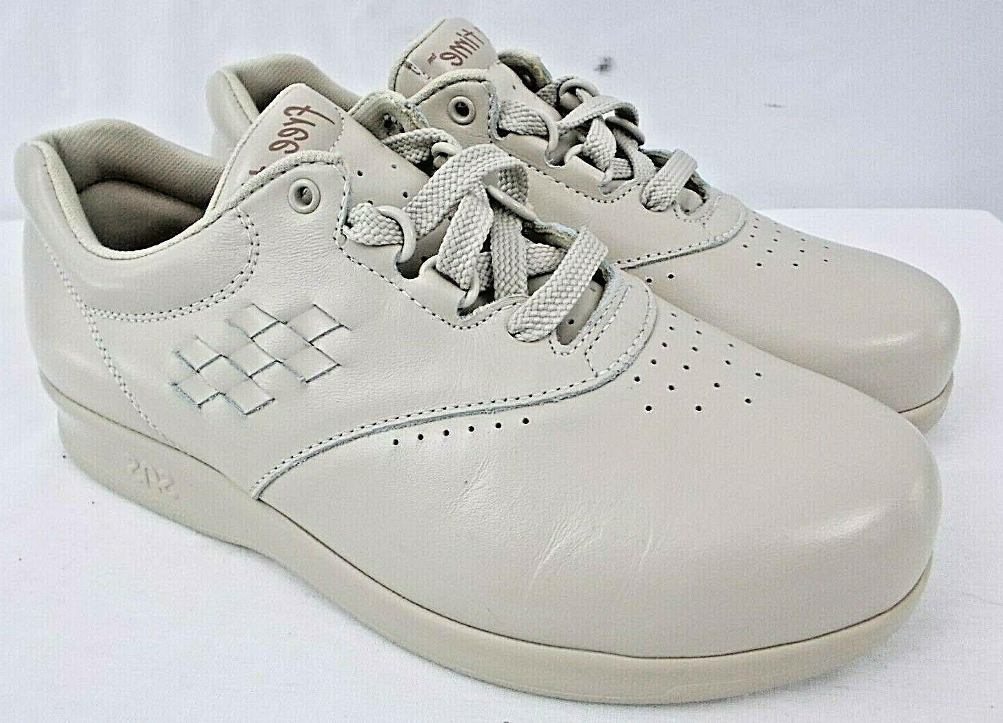 NWOB Time Leather Lace Up Walking