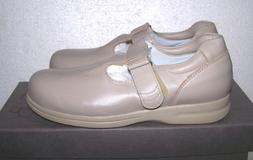 MARY JANE SHOES LEATHER COMFORT DIABETIC CASUAL ORTHOPEDIC P