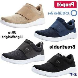 Propet Breathable Arch Support Diabetic Orthopedic Shoes Lig